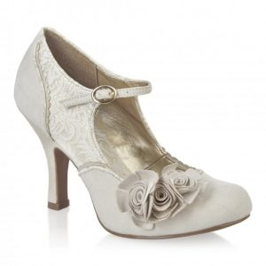 ruby shoo emily cream gold