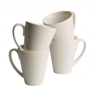 belleek ripple mugs